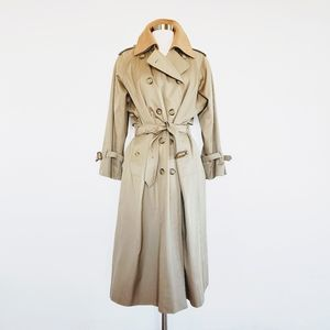 Burberry | Vintage Trench Coat w/ Removable Liner